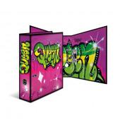7162 Motivordner Graffiti-Queen - A4, 70 mm