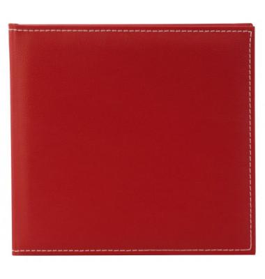 Gästebuch Cezanne - rot, 25 x 23,5 cm, 176 Seiten