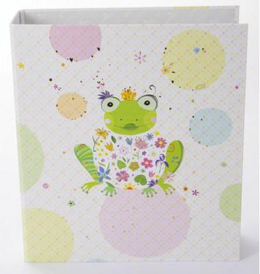 Motivordner Happy Frog - A4 breit