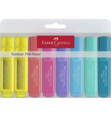 TEXTLINER 46 Pastell - 8 Farben im Etui