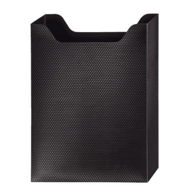 Rucksackeinsatz VELOBAG® - PP, A4, schwarz