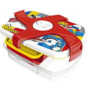 Brotbox Kids CONCEPT Comics - bunt, 253 x 80 x 188 mm