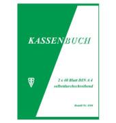 PENIG 4104 Kassenbuch A4 2x40BL