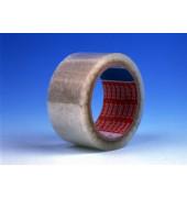 Packband Tesapack 64014-00038, 50mm x 66m, PP, leise abrollbar, transparent