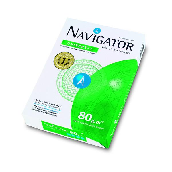 2500-100000 Blatt Navigator Universal Kopierpapier DIN A4 80g weiß