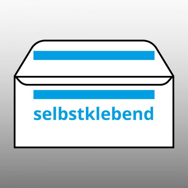 Bekannt MailMedia Briefumschläge Din Lang mit Fenster selbstklebend 75g GN17