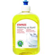 Geschirrspülmittel 2018261 Zitrone 2x 500ml Flasche