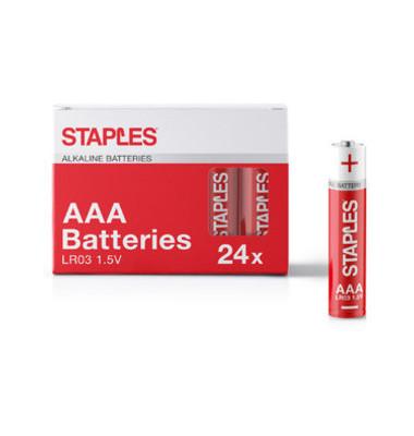 Batterie, Alkaline, Micro, AAA, LR03, 1,5 V
