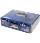 Geldkassette 2364278 dunkelgrau 368x280x115mm mit Griff vorn