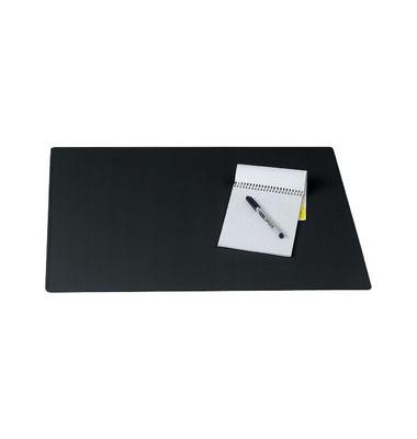 Schreibunterlage Kst.(RC), 53 x 40 cm, schwarz