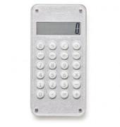 Maze Taschenrechner 8-stellig silber