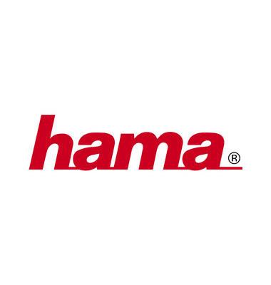 DisplayPort / HDMI Adapter [1x DisplayPort Stecker - 1x HDMI-Buchse] Schwarz  Hama