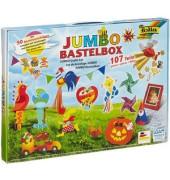 Bastel-Koffer JUMBO, 107teilig 258x360x35