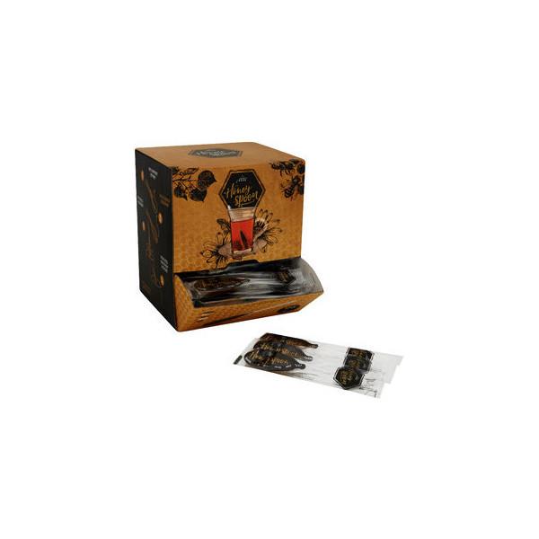 Honey Spoon Honig elite, im Löffel, flüssig, Spenderkarton, 125 x 7 g