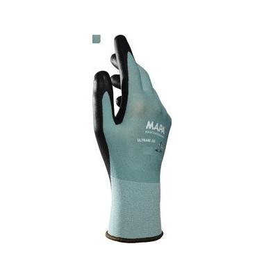 Handschuh Ultrane 510, Polymer, Größe: 9, grün