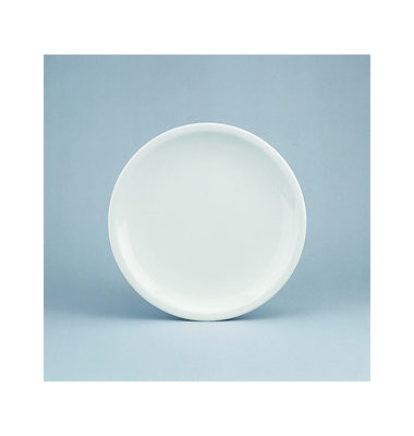 Teller Form 598 Coup flach Ø 18,9cm weiß Porzellan stapelbar