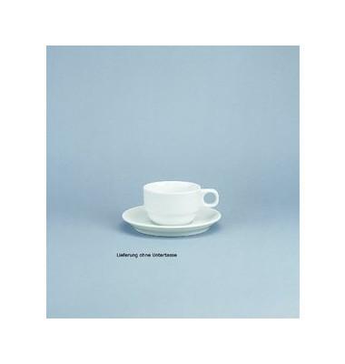 Kaffeetasse Form 898 180ml weiß Porzellan