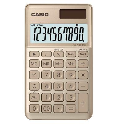 CASIO SL-1000SC Taschenrechner