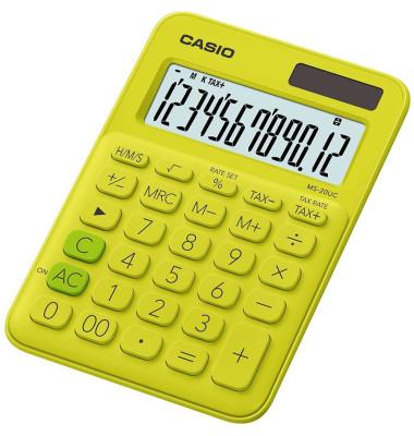 CASIO MS-20UC Tischrechner