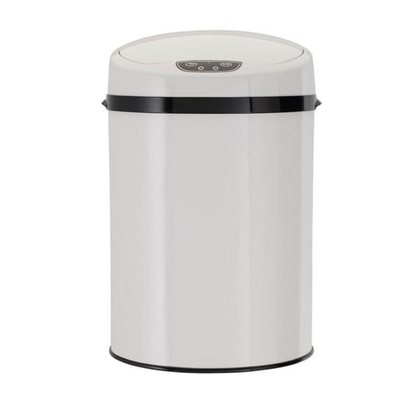Echtwerk Echtwerk Sensor Mülleimer 9,0 l weiß