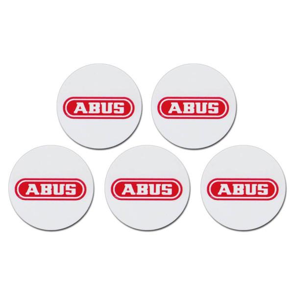 ABUS 5 ABUS Alarmanlagen-Chip-Sticker Smartvest
