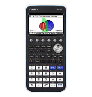 CASIO FX-CG50 Schulrechner