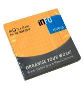 inFO Haftnotizen 5654-35-K orange
