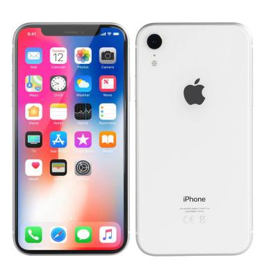 Apple iPhone XR weiß 64 GB