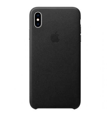 Apple Handy-Cover für Apple iPhone XS Max schwarz