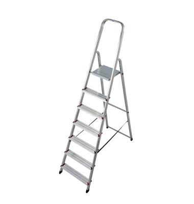 Alu Leiter 0007 Corda 7 Stufen