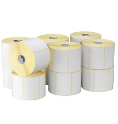 800262-127 52 x 32 mm Z Select 2000D Etiketten weiß 12 x 2100 Stück