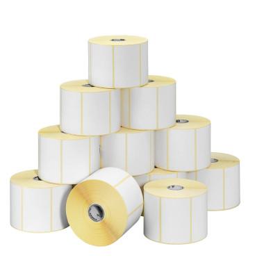 800262-125 57 x 32 mm Z Select 2000D Etiketten weiß 12x 2100 Stück