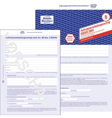 5 AVERY Zweckform Formulare 2882 Bestellung zum Datenschutzbeauftragten
