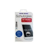 Peter Jäckel HD SCHOTT Glass Display-Schutzglas für iPhone 6 Plus, 6s Plus, 7 Plus, 8 Plus