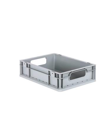 Allit ProfiPlus Aufbewahrungsbox grau 30,0 x 40,0 x 12,0 cm
