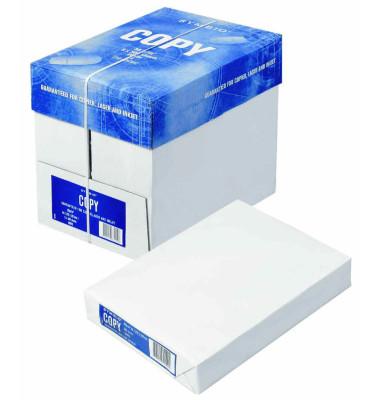 Kopierpapier Copy A4 80g weiß 1 Palette 100000 Blatt