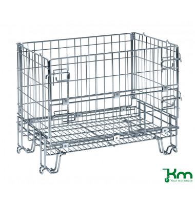 Palettenrahmen & Palettencontainer verzinkt bis 300 kg  860x580x680mm KM0550085