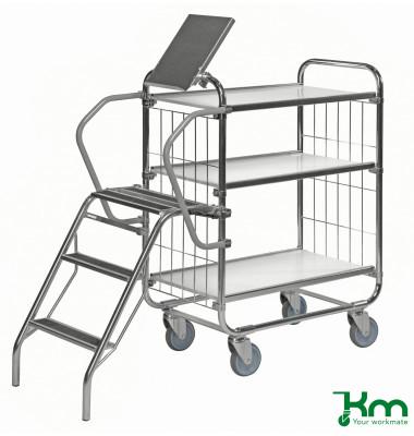 Zubehör - Etagenwagen  bis 125 kg  xxmm KM07401