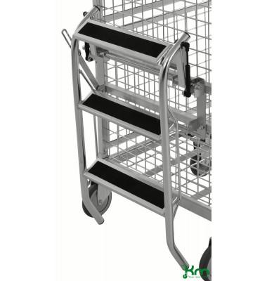 Zubehör - Etagenwagen  bis 125 kg  xxmm KM07401-9000