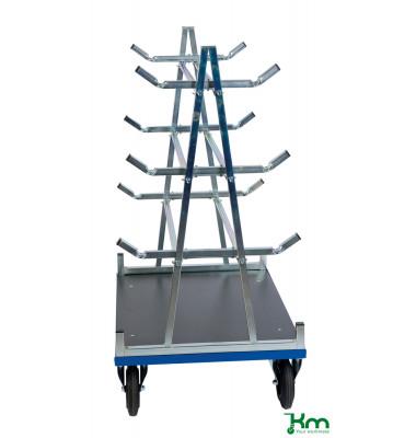 Zubehör - Scheibenwagen  bis 150 kg  xxmm KM08450