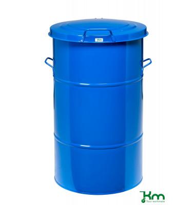 Müllsackständer blau bis  kg  490x490x805mm KM115BF