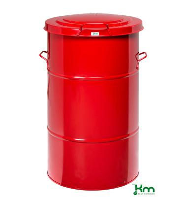 Müllsackständer rot bis  kg  490x490x805mm KM115RF