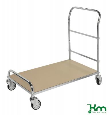 ESD-Wagen  bis 250 kg 4 Lenkrollen 950x550x915mm KM191-ESD