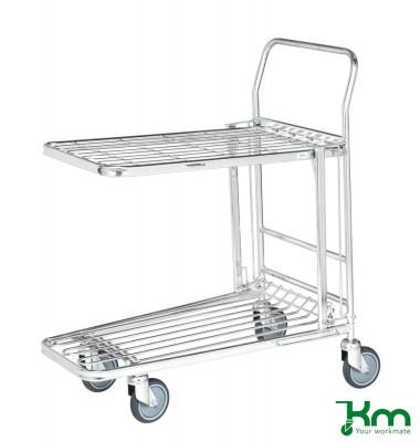 C+C Wagen klappbar Stahl verzinkt Traglast (max.): 300 kg   13-1650