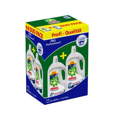Waschmittel Professional, Regulär, flüssig, Kanister, f.74Rein.