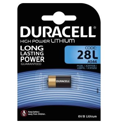 Batterie HIGH POWER 28L 2CR11108 Lithium 6V 160 mAh