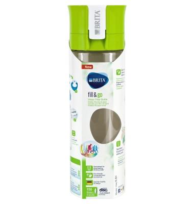 Filterkaraffe fill&go Vital 0,6l Kunststoff limone