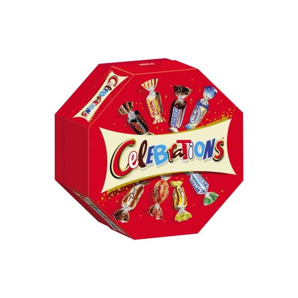 CELEBRATIONS Schokolade 186 g/Pack.