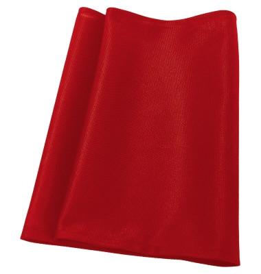 Filterüberzug Luftreiniger 100 % Polyester rot