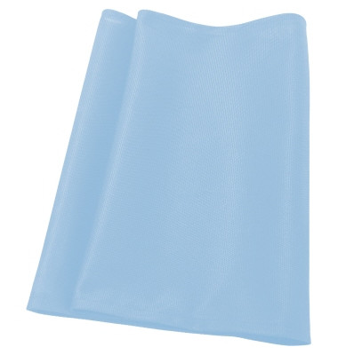 Filterüberzug Luftreiniger 100 % Polyester hellblau
